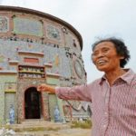 【中国】86歳のおばあちゃんが、【陶磁器の宮殿】に9000万円費やす