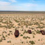 【なぜ?】砂漠の真ん中に取り残された幽霊船【毒の砂漠】