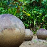 300個超!正体不明・年代不詳の石球がごろごろ【コスタリカの石球】